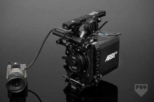 Arri Alexa Mini Cine Camera Rental B