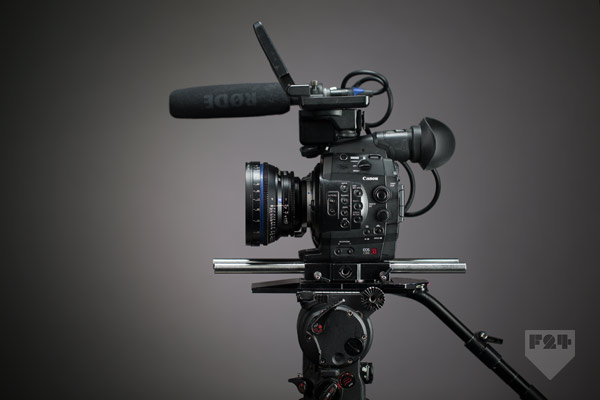 Canon Eos C300 Mk Ii Video Camera Rental A