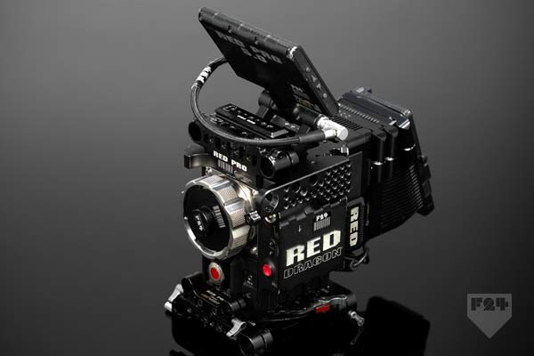 Red Epic Dragon Cine Camera Rental B