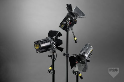 3 Head Dedo Kit Lighting Rental A