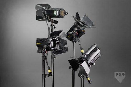 4 Head Dedo Kit Lighting Rental A