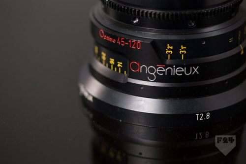 Angenieux Optimo 45 120mm T2 8 Lens Rental B