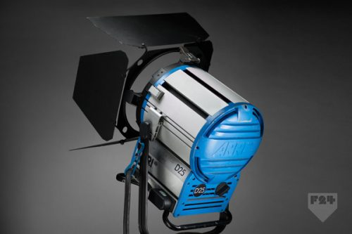 Arri 2 5k Hmi Lighting Rental A