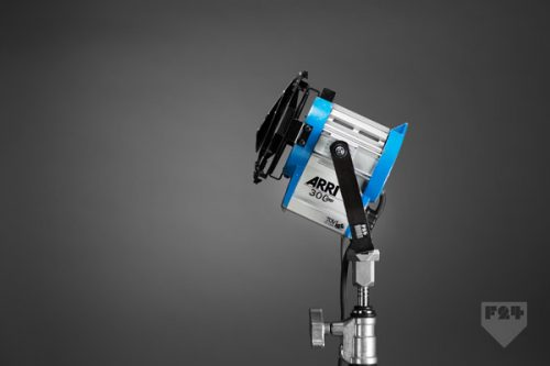 Arri 300w Fresnel Lighting Rental B
