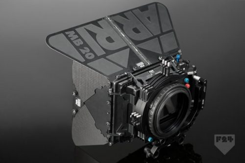 Arri Mb 20 Mattebox Rental A