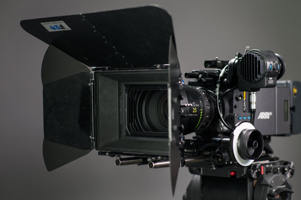 Arri Mb 20 Mattebox Rental B