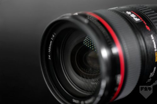 Canon L Series 24 105mm F4 0 Lens Rental B