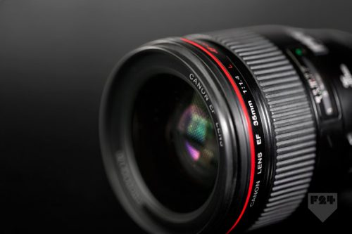 Canon L Series 35mm F1 4 Lens Rental B