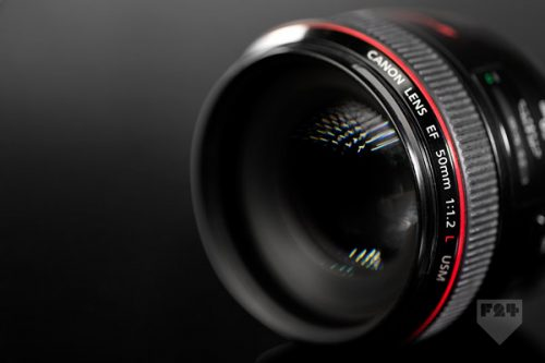 Canon L Series 50mm F1 2 Lens Rental B