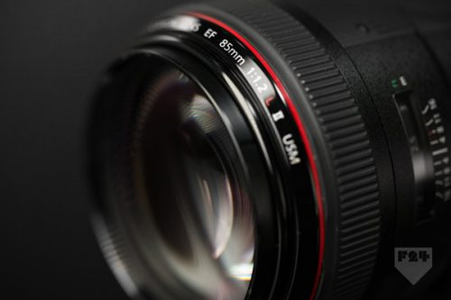 Canon L Series 85mm F1 2 Lens Rental B