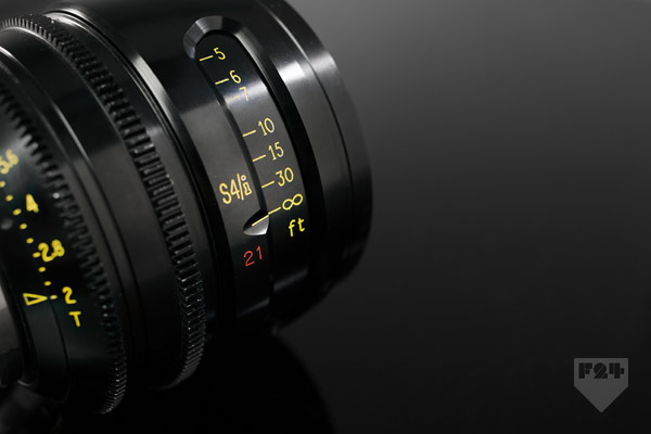 Cooke S4 I 21mm T2 0 Lens Rental B