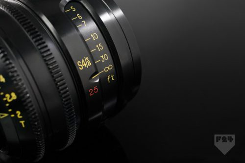 Cooke S4 I 25mm T2 0 Lens Rental B