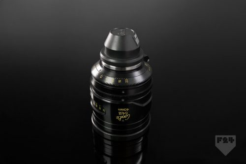 Cooke S4 I 40mm T2 0 Lens Rental A
