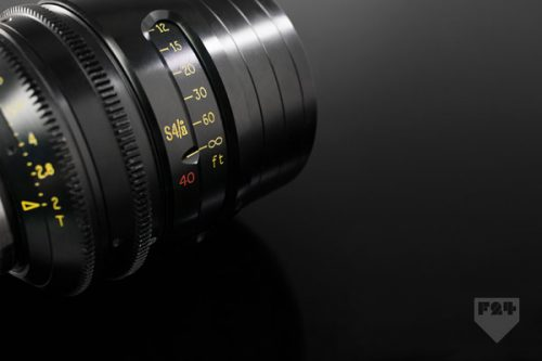 Cooke S4 I 40mm T2 0 Lens Rental B