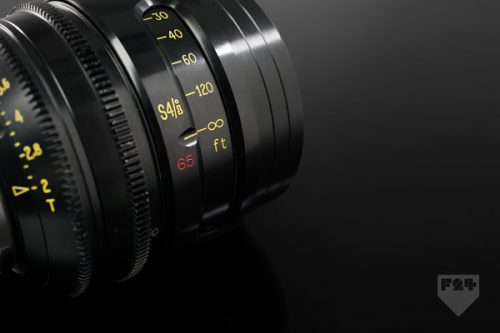 Cooke S4 I 65mm T2 0 Lens Rental B