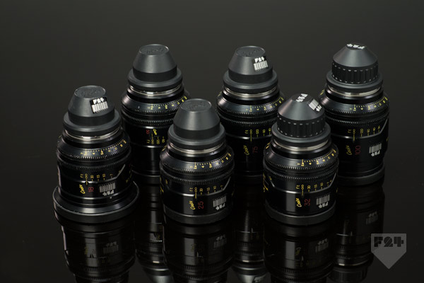 Cooke S4 I Set T2 0 Lens Rental B