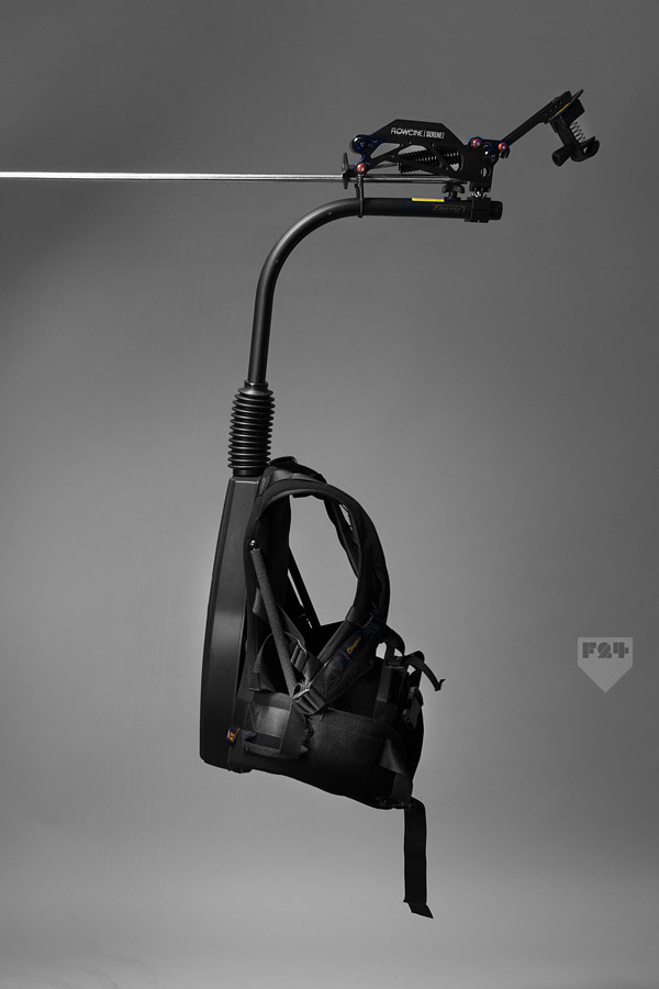 Easyrig Vario 5 With Flowcine Serene Arm