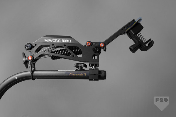 Easyrig Vario 5 With Flowcine Serene Arm (2)