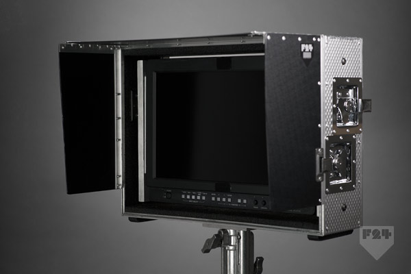 Panasonic 17 Monitor Video Playback Rental C