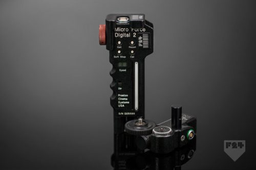 Preston Microforce Digital 2 Lens Control Rental A