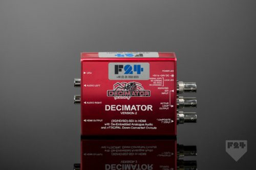 Redbyte Decimator V2 Video Playback Rental A