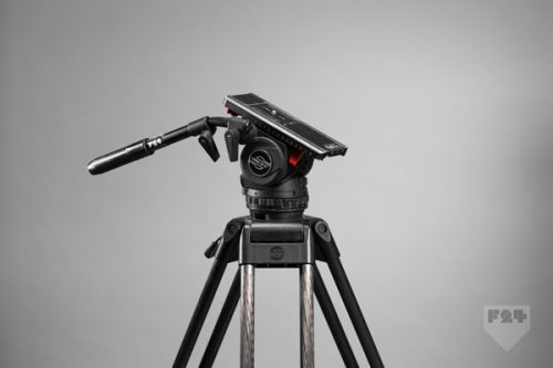 Sachtler Video 20 Tripod Grip Rental B