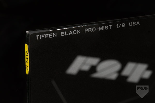 Tiffen Black Pro Mist 1 8 Lens Filters Rental A
