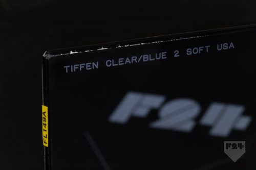 Tiffen Clear Blue 2 Soft Lens Filters Rental A