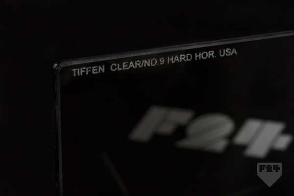 Tiffen Nd 0 9 Hard Edge Grad Lens Filters Rental A
