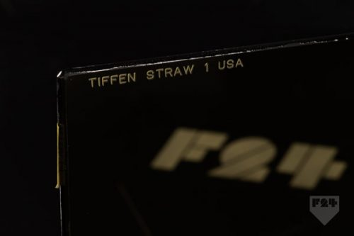 Tiffen Straw 1 Lens Filters Rental A