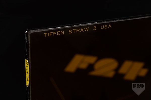 Tiffen Straw 3 Lens Filters Rental A