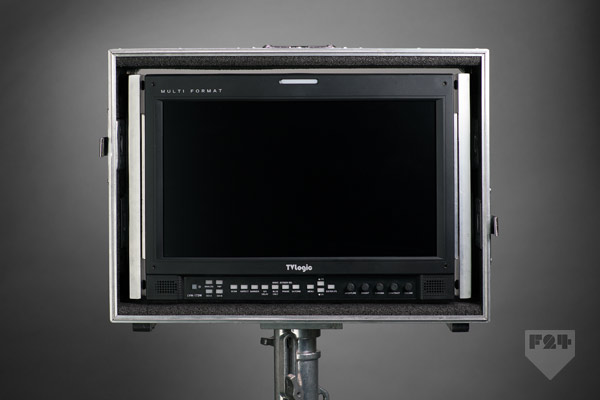 Tv Logic 17 Monitor Video Playback Rental A