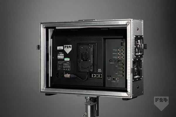 Tv Logic 17 Monitor Video Playback Rental B