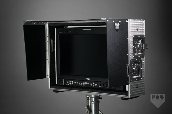 Tv Logic 17 Monitor Video Playback Rental C