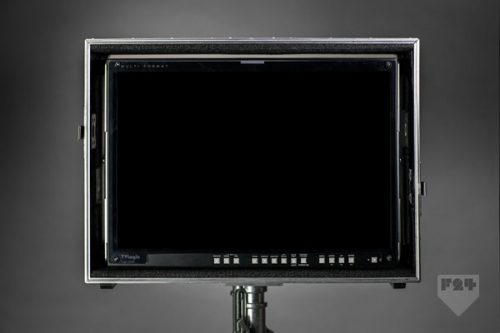 Tv Logic 24 Monitor Video Playback Rental A