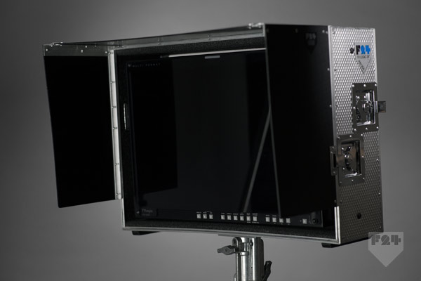Tv Logic 24 Monitor Video Playback Rental C