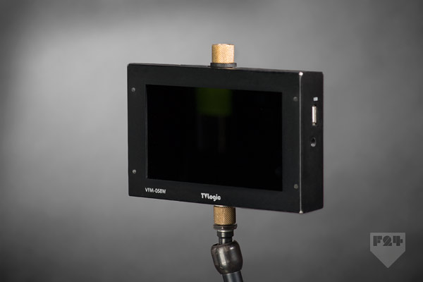 Tv Logic 5 5 Monitor Video Playback Rental B