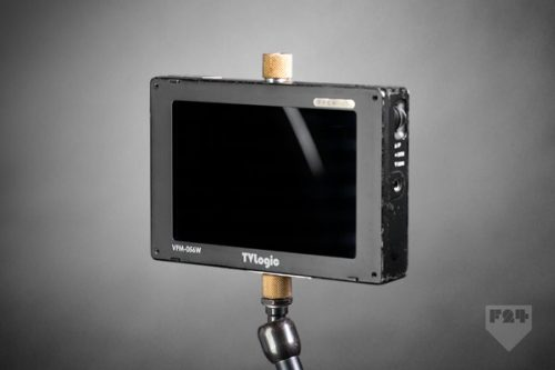 Tv Logic 5 6 Monitor Video Playback Rental B