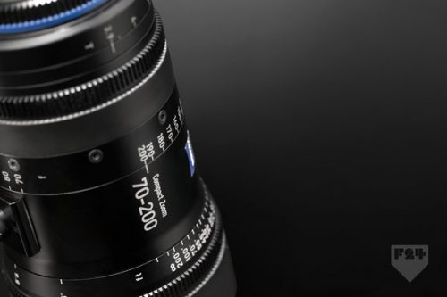 Zeiss Cinema Zoom 70 200mm T2 9 Lens Rental B