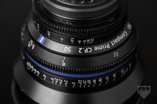 Zeiss Cp 2 50mm T2 1 Lens Rental B