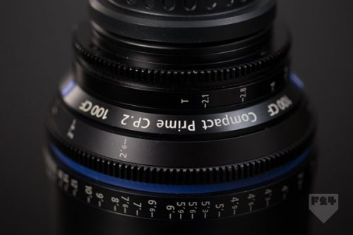 Zeiss Cp2 100mm T2 1 Lens Rental B