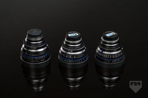 Zeiss Cp2 Superspeed Set T1 5 Lens Rental A