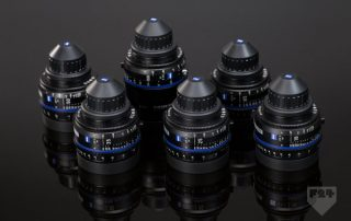 Zeiss Cp3 Xd Set T2 1 Lens Rental A