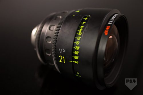 Zeiss Master 21mm T1 3 Lens Rental B
