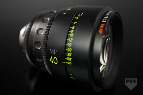 Zeiss Master 40mm T1 3 Lens Rental B
