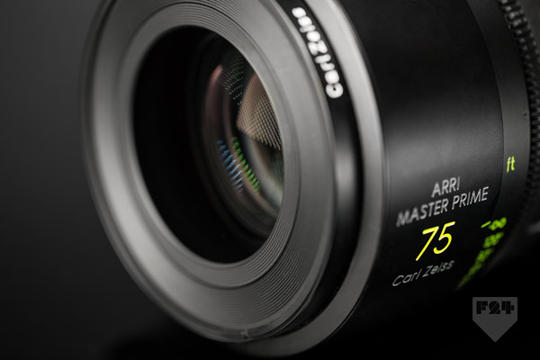 Zeiss Master 75mm T1 3 Lens Rental B