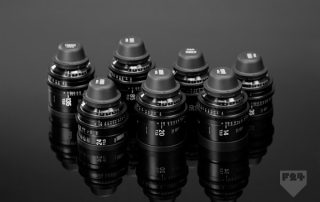 Zeiss Superspeed Prime Set T1 3 Lens Rental A
