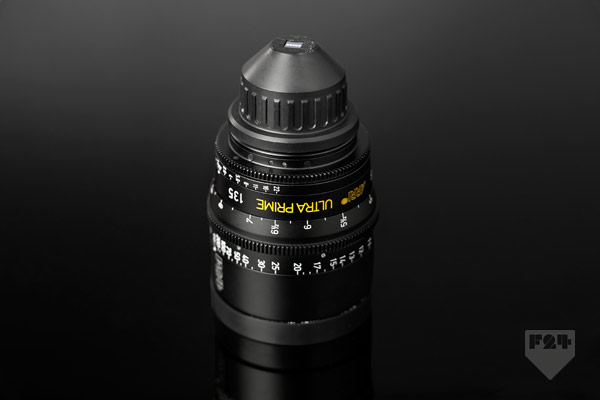 Zeiss Ultra 135mm T1 9 Lens Rental A