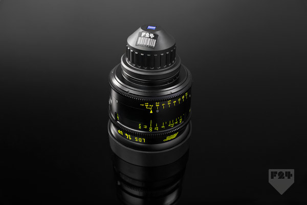 Zeiss Ultra 28mm T1 9 Lens Rental A