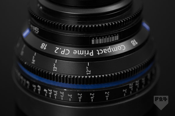Zeiss Cp2 18mm T3.6